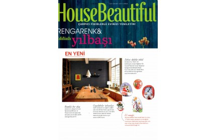 House Beautiful (Aralık 2014)